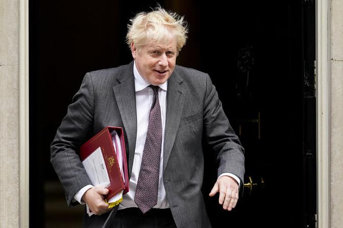 Boris Johnson tegi valitsuses ümberkorraldusi