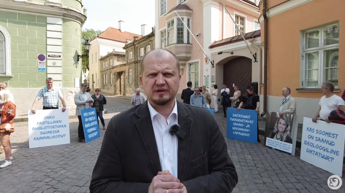 Anti Poolamets: oleme jõulise ideoloogilise tsensuuri kehtestamisest vaid kukesammu kaugusel