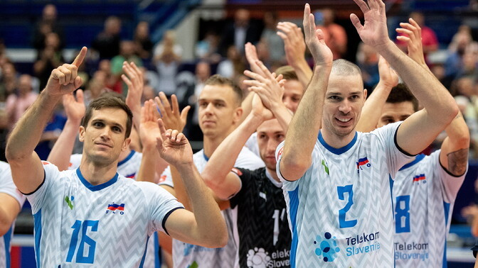 Itaalia ja Sloveenia marssisid võrkpalli EM-il kindlalt poolfinaali