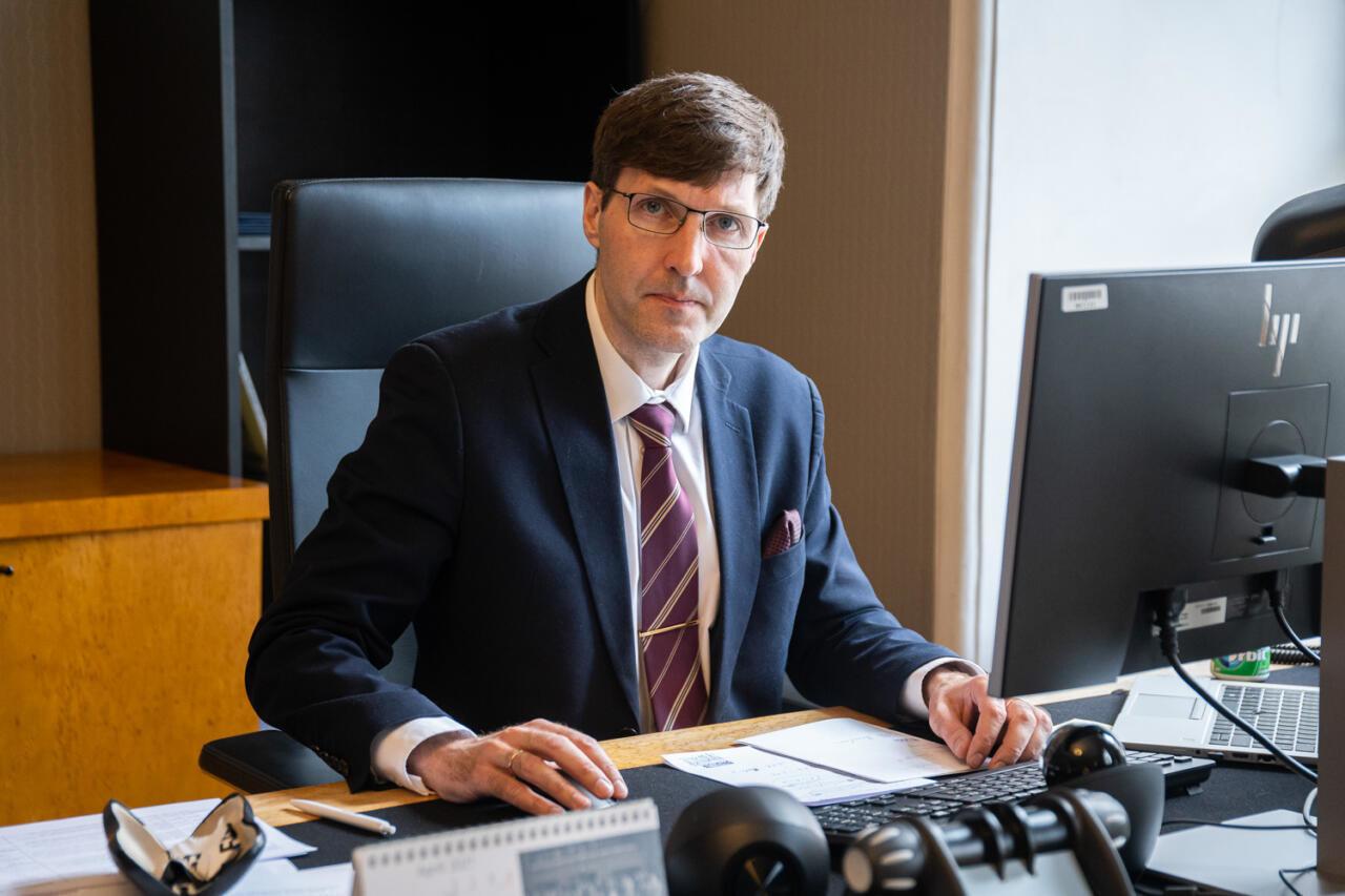 """Martin Helme reitingust: """"Oleme ainus erakond Eestis, mis vaatab rahva poole ja kuulab rahvast."""""""