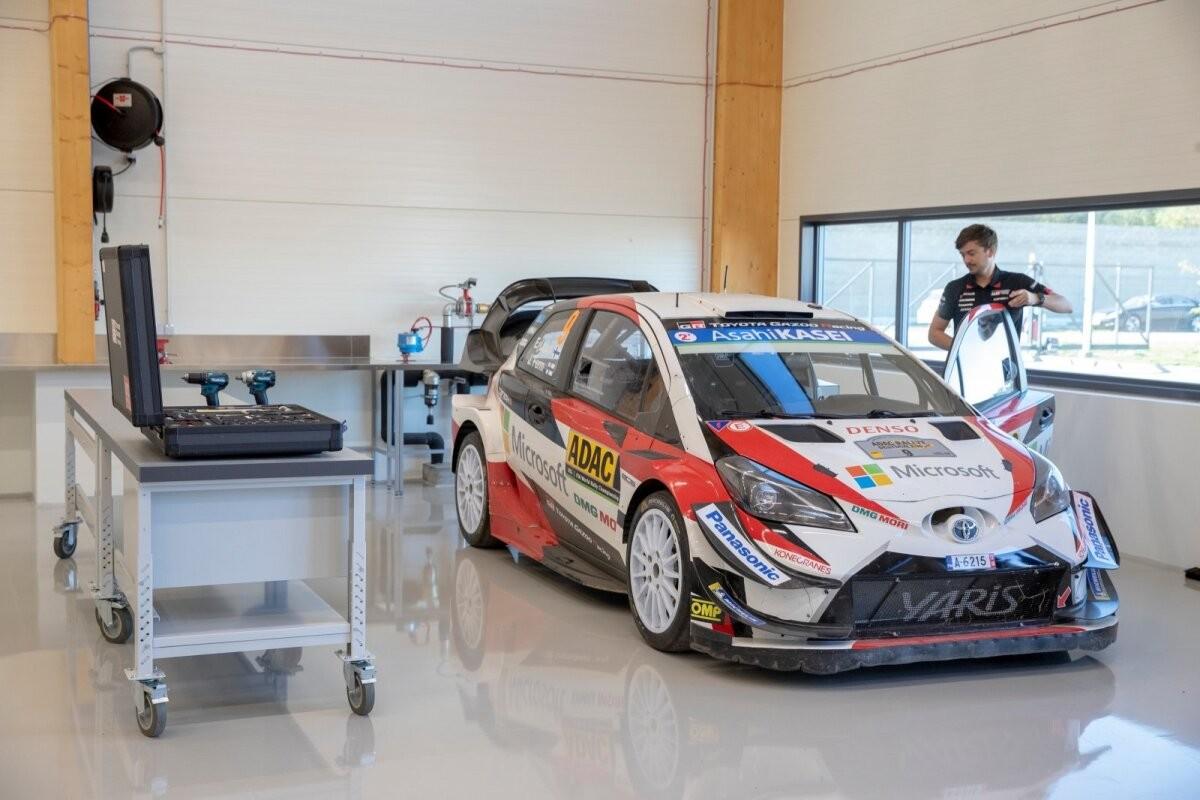 Toyota rallimeeskond selgitas Eesti osakonna sulgemist: see oli meie jaoks väga raske otsus