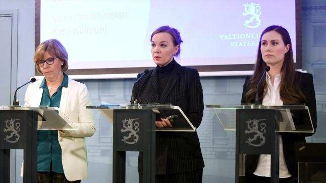 Soome valitsus valmistub komandanditunniks