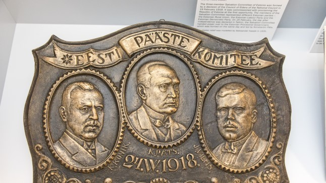 MINEVIKUHETK   24. veebruar: Eestimaa Päästekomitee nimetas ametisse Ajutise Valitsuse