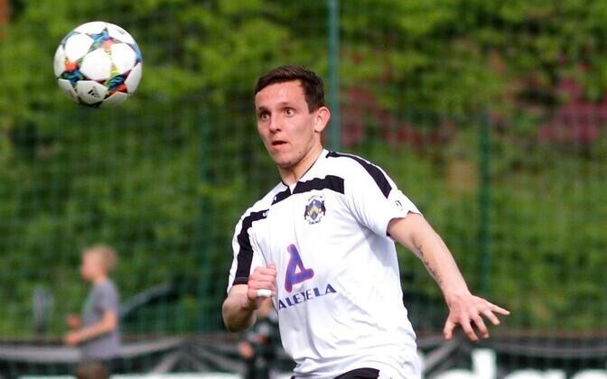 Deniss Vnukovi koduklubi kaotas karikasarjas madalama liigatasandi klubile