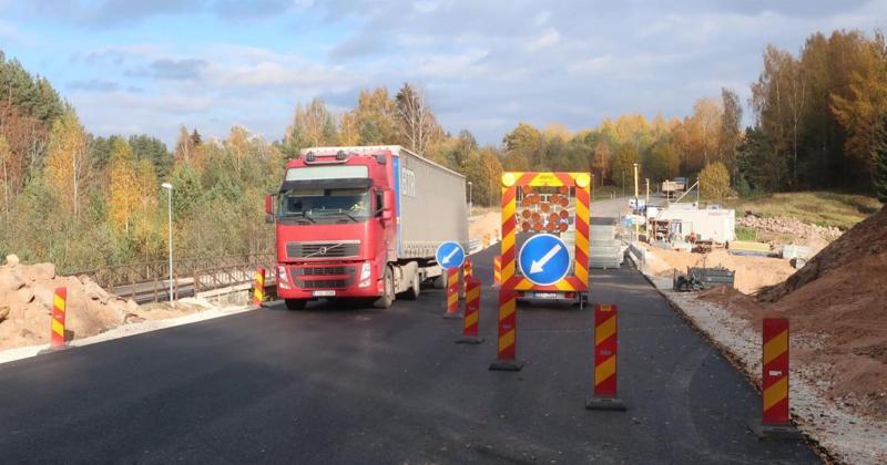 Põlva ringteel taasavati liiklus