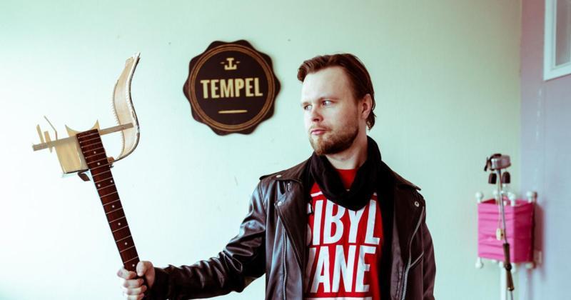 Andres Tölp: Kultuuriklubile kodu leidmine väärib pingutust