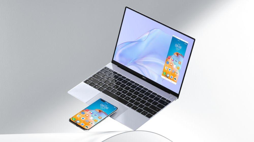 Homsest tuleb Eestis müügile Huawei uus kerge tippmudel MateBook X