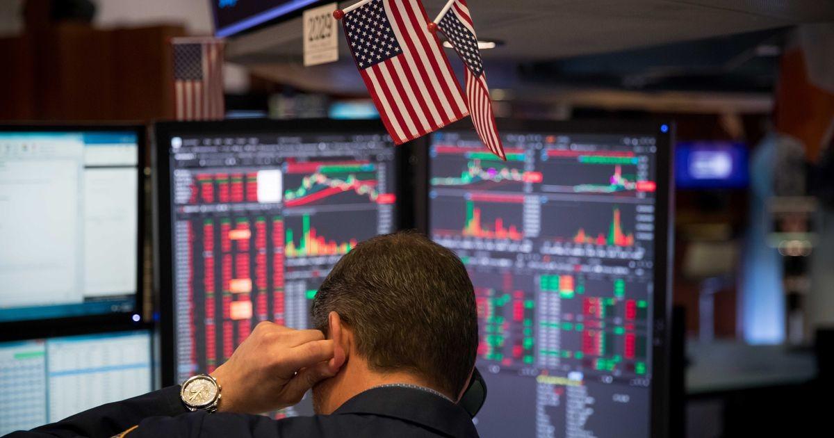 Börsidel koidab languspäev