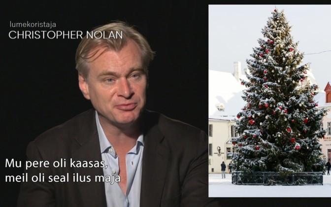 Följeton. Tallinna lumekoristustöid hakkab koordineerima Nolan