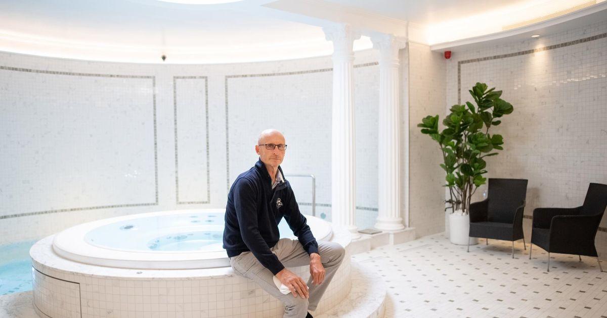 Viljandi sai uhke hotelli koos väikese veekeskusega