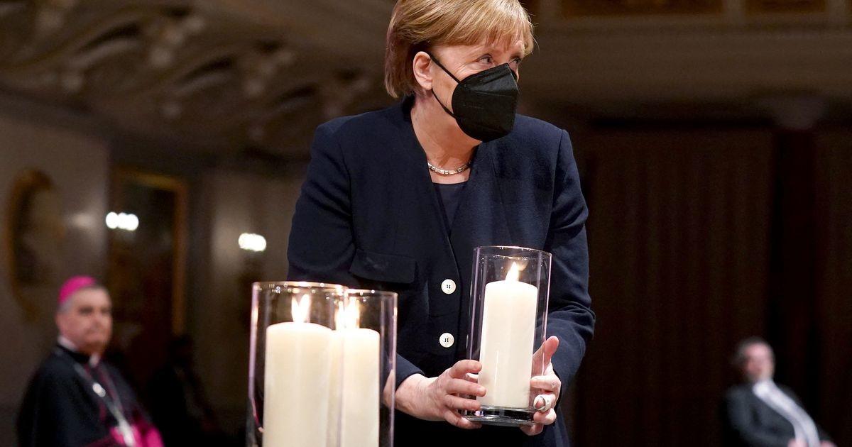 Saksamaal mälestati ligi 80 000 pandeemiaohvrit