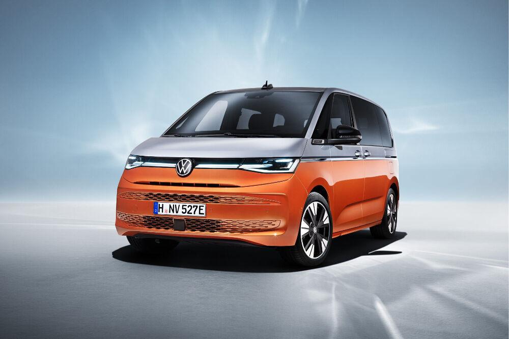 Volkswagen Multivan T7: täiesti uus auto, millel ei ole Transporteriga enam seost