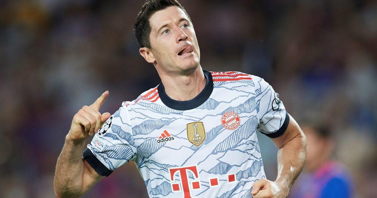 Rekordeid purustava 33-aastase Lewandowski statistika lööb pahviks