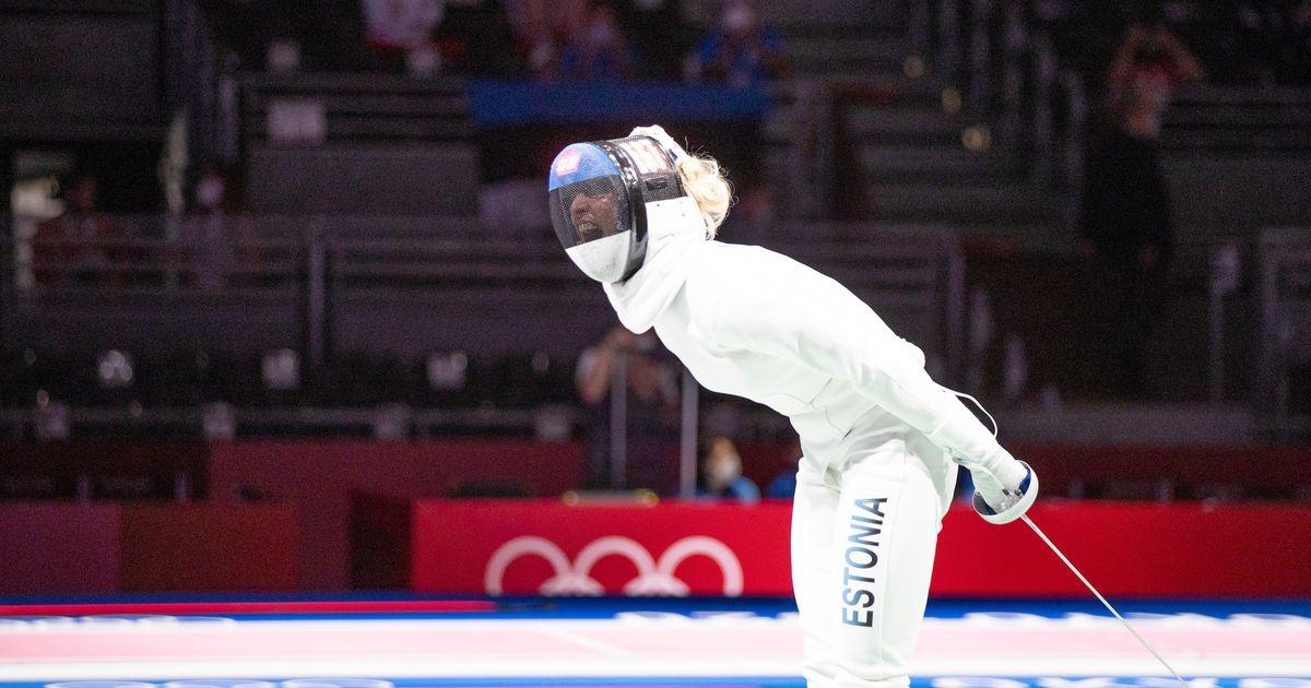 Katrina Lehis võitis Tokyo olümpiamängudel pronksmedali!