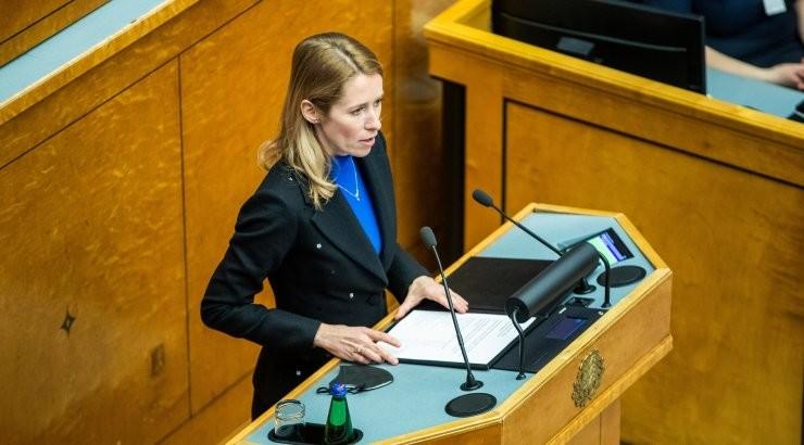 OTSEPILT JA -BLOGI | Kaja Kallas teeb poliitilise avalduse koroonaviiruse olukorrast