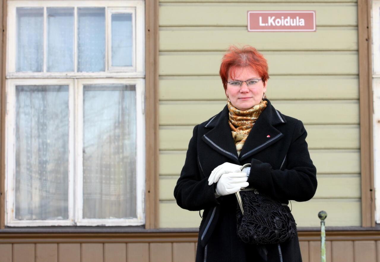 Kultuuriloolane Loone Ots liitub Eesti Konservatiivse Rahvaerakonnaga
