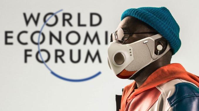 Maailma majandusfoorum reklaamib nutimaski, mis annab teile märku, kui seda kanda unustate