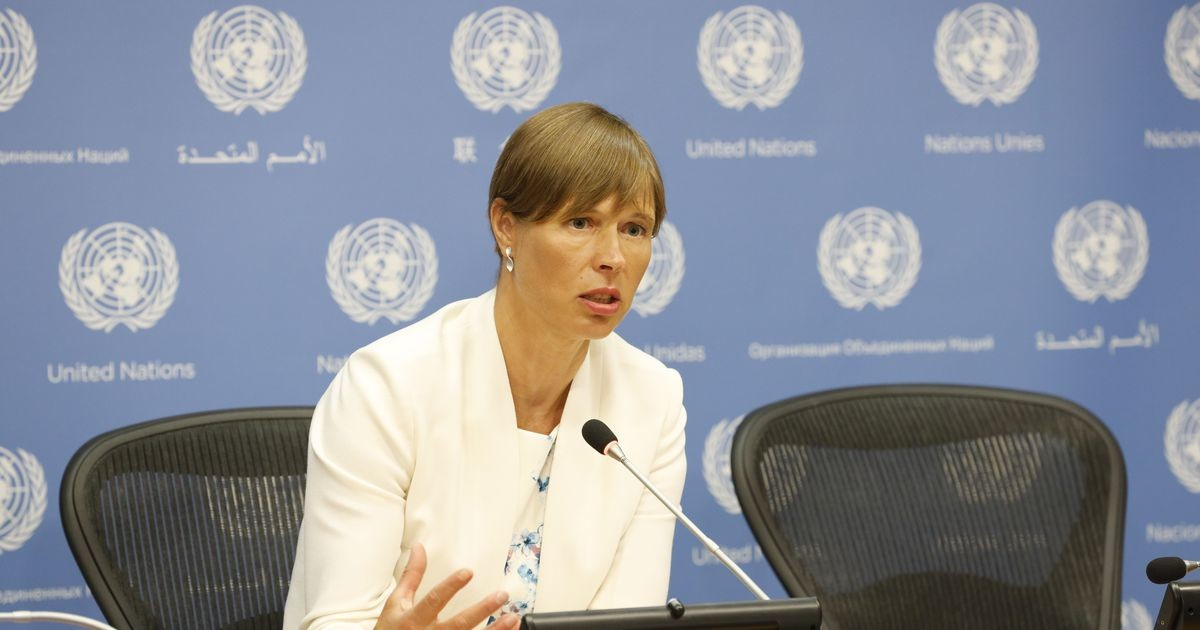 Politico: Kaljulaid võiks olla üks kandidaate NATO järgmise peasekretäri kohale
