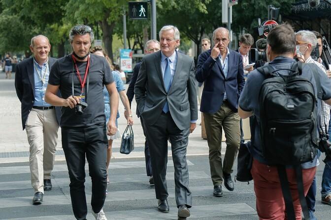 Barnier hoiatas uute Brexitite eest