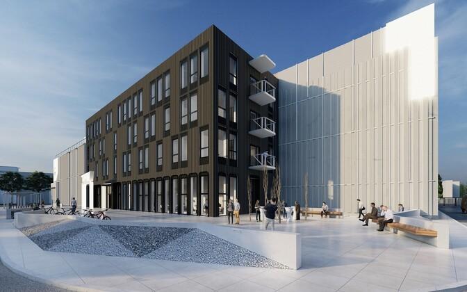 Filmilinnak maksaks Tallinnale stuudiohoone ehituse raha 17 aastaga tagasi