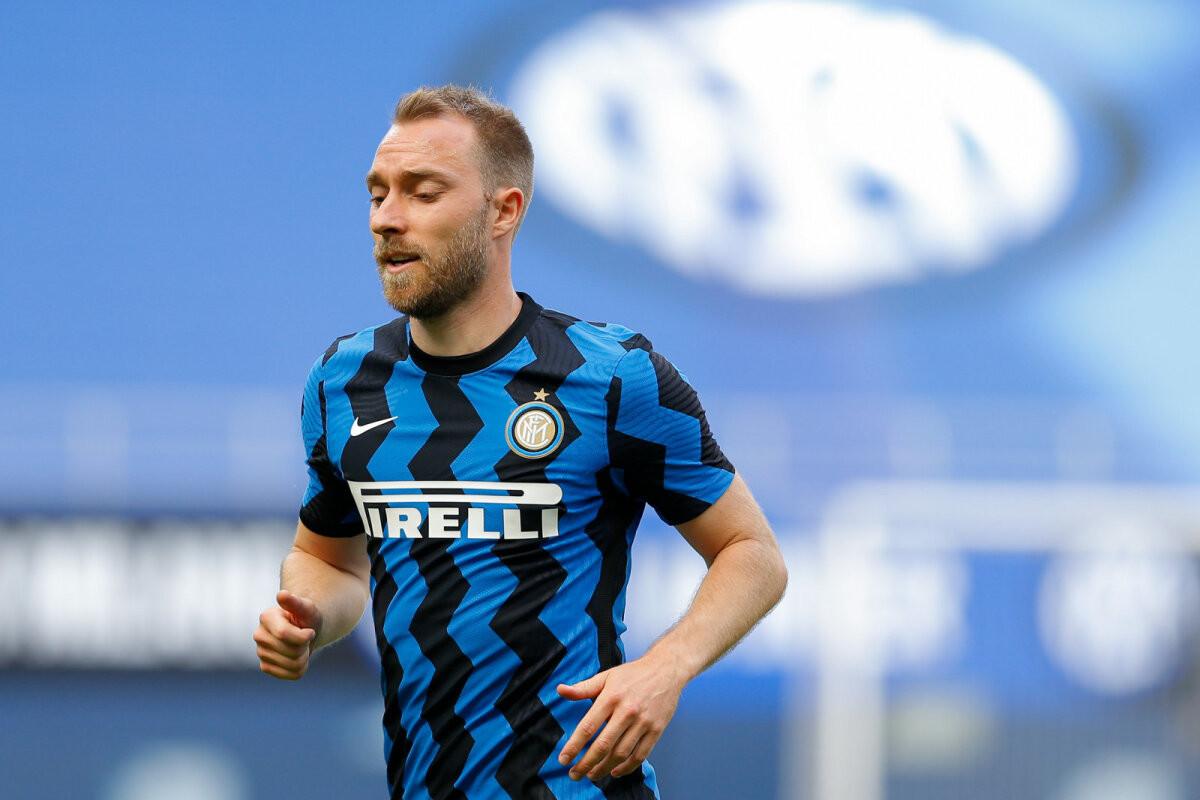 Eriksen ei saa suure tõenäosusega Interis mängimist jätkata