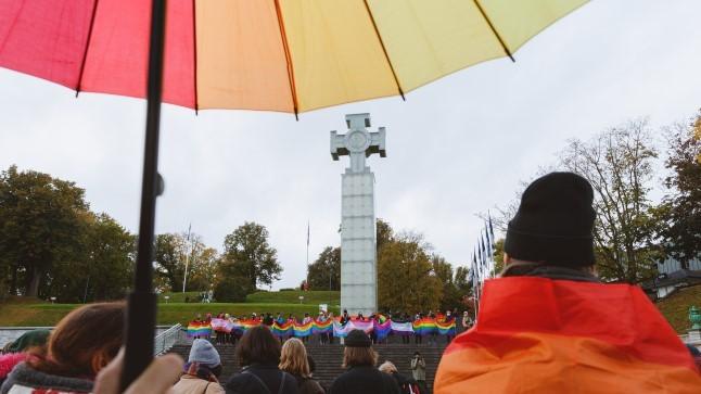 Eesti inimeste toetus LGBT-õigustele on hüppeliselt kasvanud