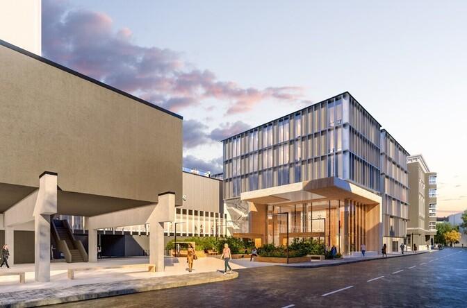 Tallinn kiitis heaks uue telemaja detailplaneeringu algatamise
