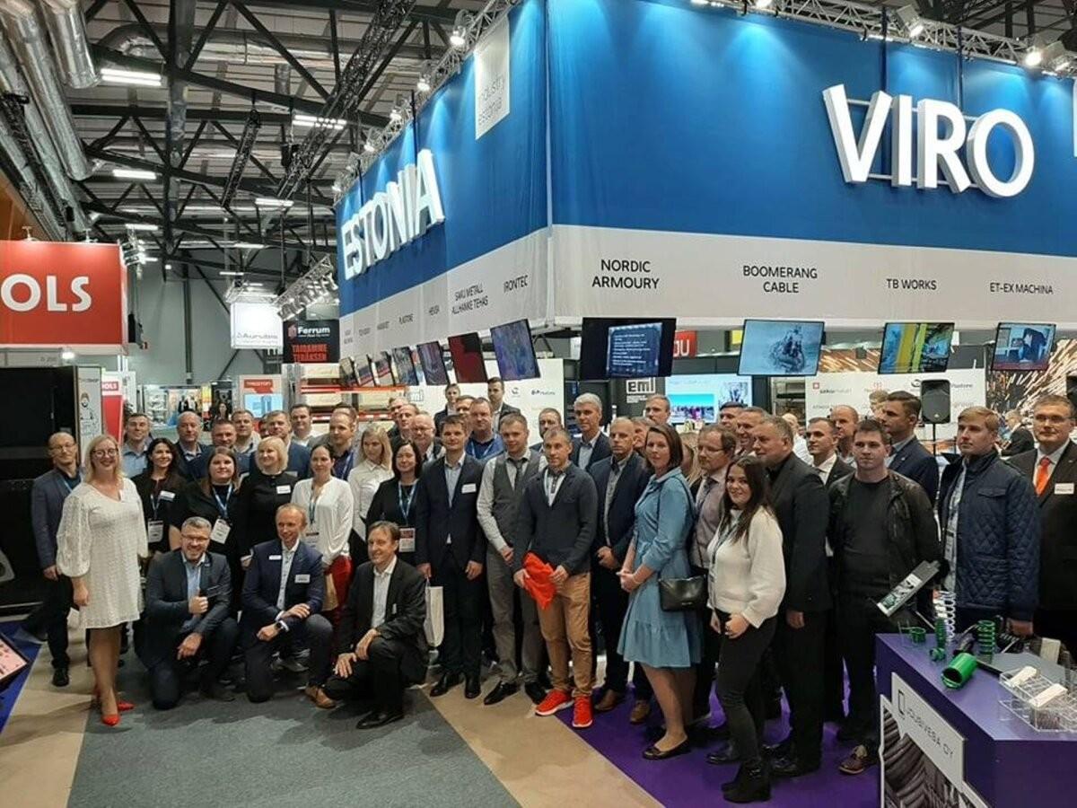 Eesti masinatööstus jätkab Soome turul aktiivset müüki: 12 ettevõtet osaleb suursündmusel Alihankinta 2021
