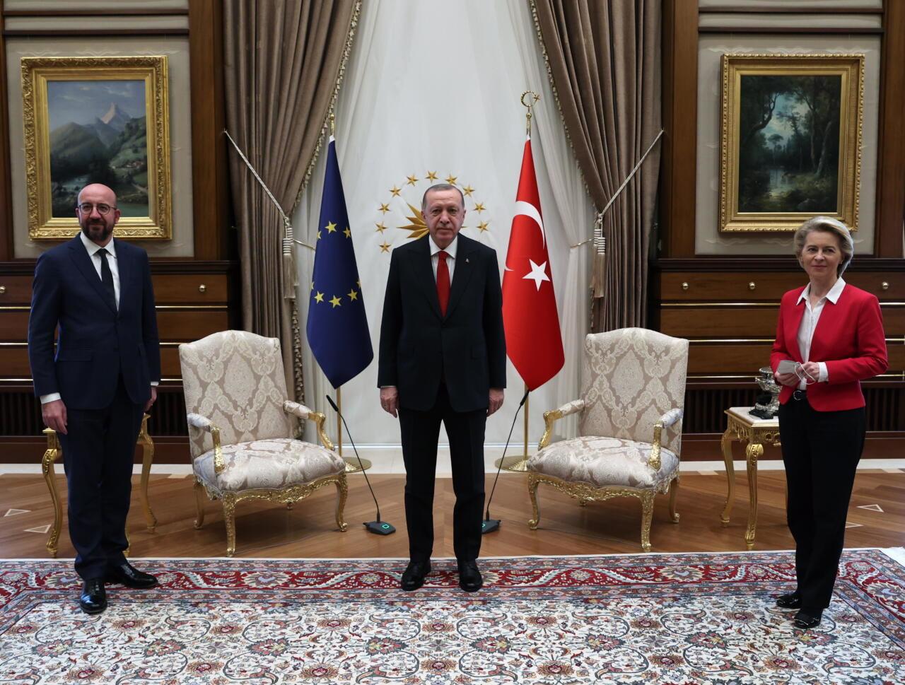 Euroopa Liit maksab Türgile rändekriisi taas kinni