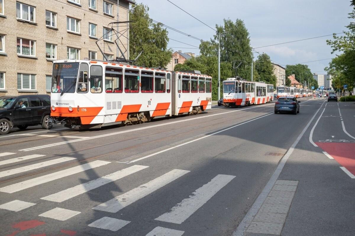 Kui uskuda erakondade valimisprogramme Tallinnas, ootab pealinna trammiplahvatus