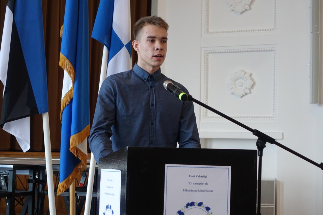 Mattias Kerge võitis majandusolümpiaadi