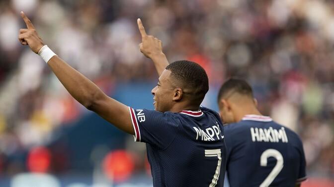 PSG ei usu, et Mbappe hooaja lõpus klubist lahkub