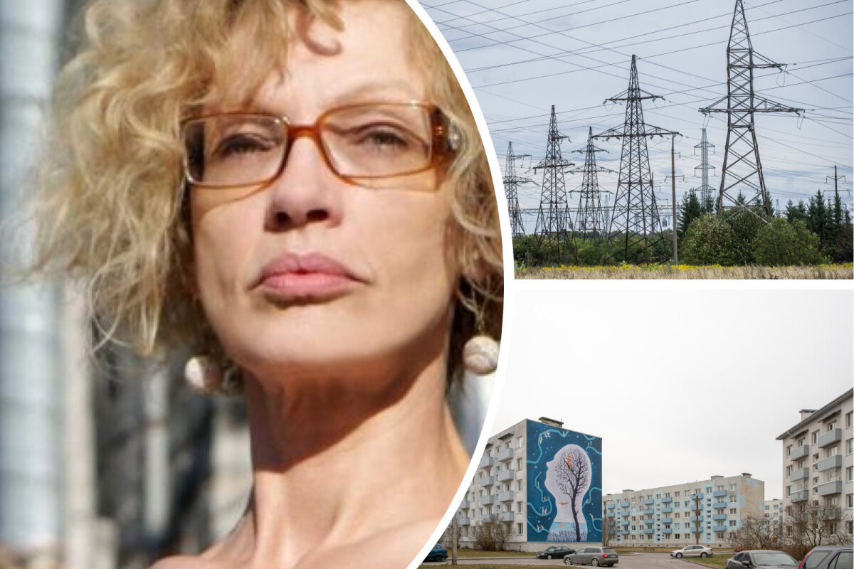 PÄEVA TEEMA   Dagmar Mattiisen: riik võiks koos omavalitsustega kaugkütteta elamutele appi tulla