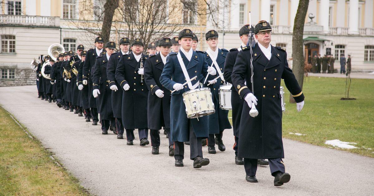 Kaitsevägi tõmbab koomale: kaitseväe orkester koondatakse täies koosseisus