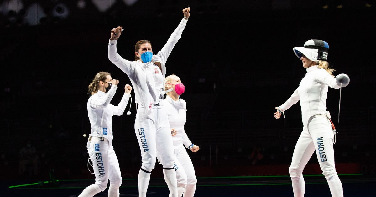 Olümpiakuld toob Eesti naiskonnale 200 000 eurot