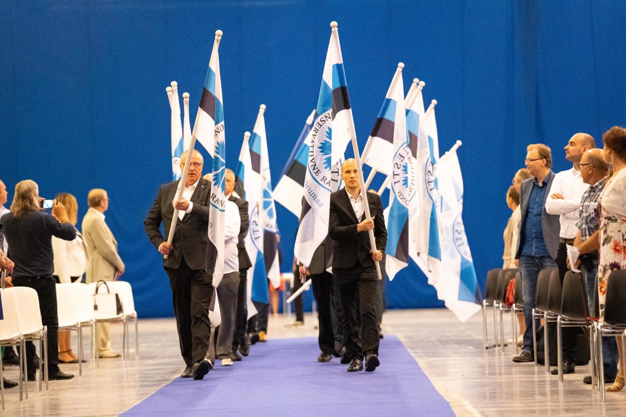 EKRE liikmeskond jätkab võimsat kasvu