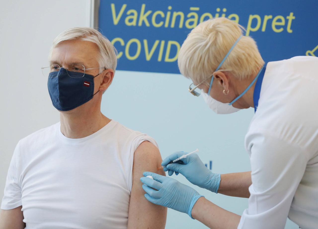 Läti peaminister: vaktsiinist keeldujad võiksid koroonatesti eest maksma hakata