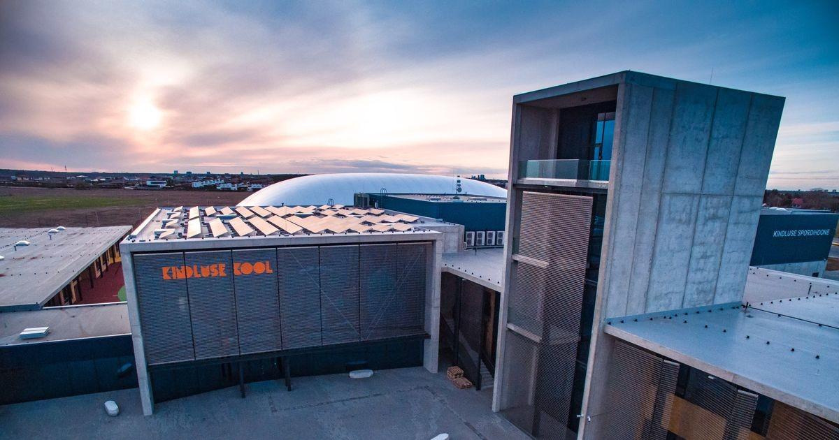 Rae vallas avatakse Eesti uhkeim koolikompleks