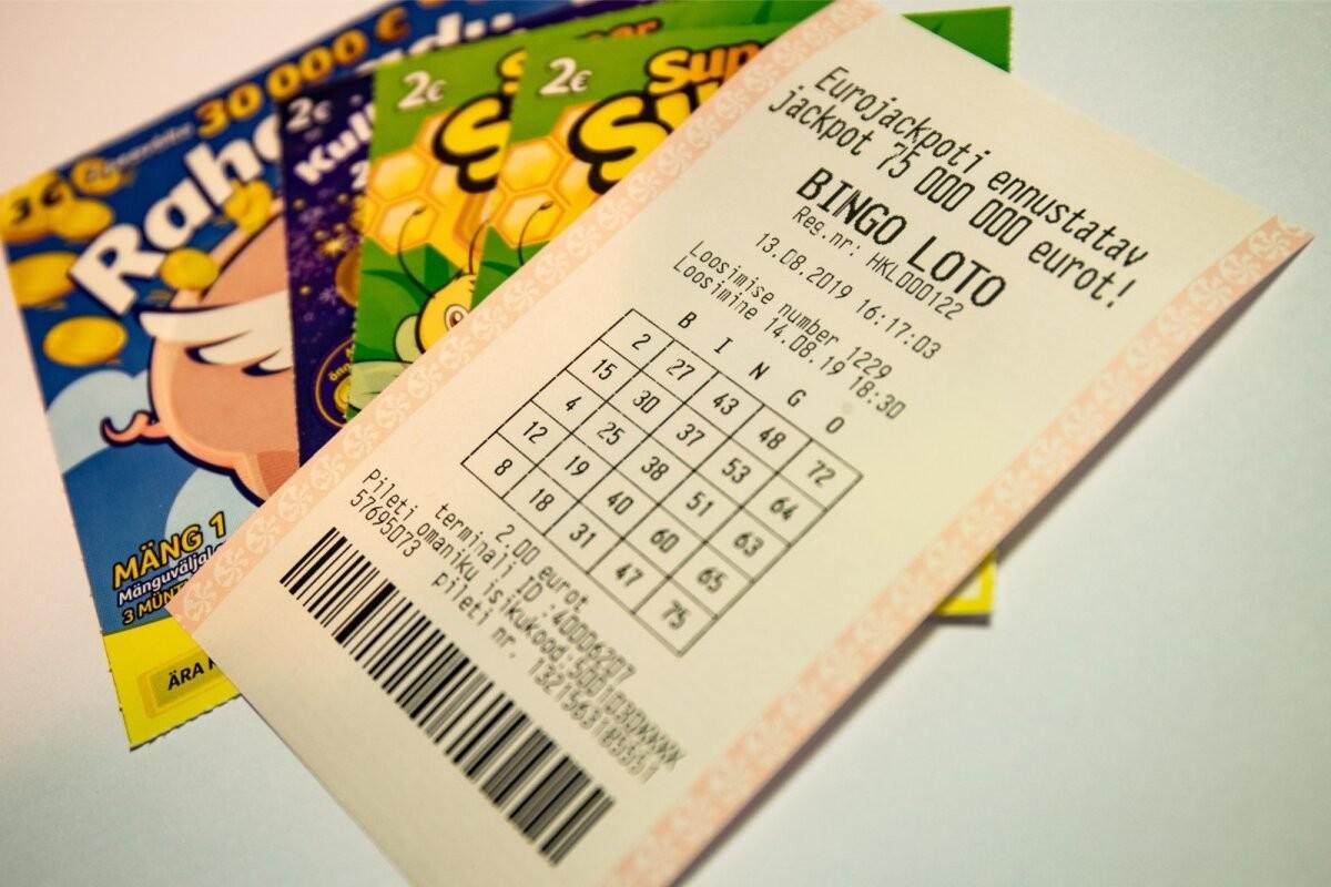 Bingo loto jackpot'i võitis kahe lapse isa Järvamaalt. Mehel on rahapaja kulutamiseks armsad plaanid