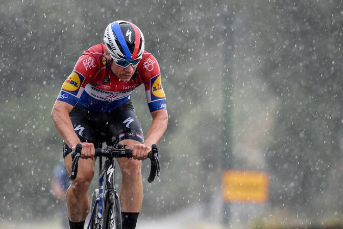Eluohtliku õnnetuse üle elanud Hollandi sprinter tuleb taas starti