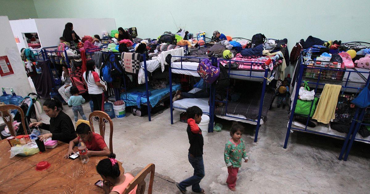 Märtsis peeti USA-Mehhiko piiril kinni rekordarv migrante