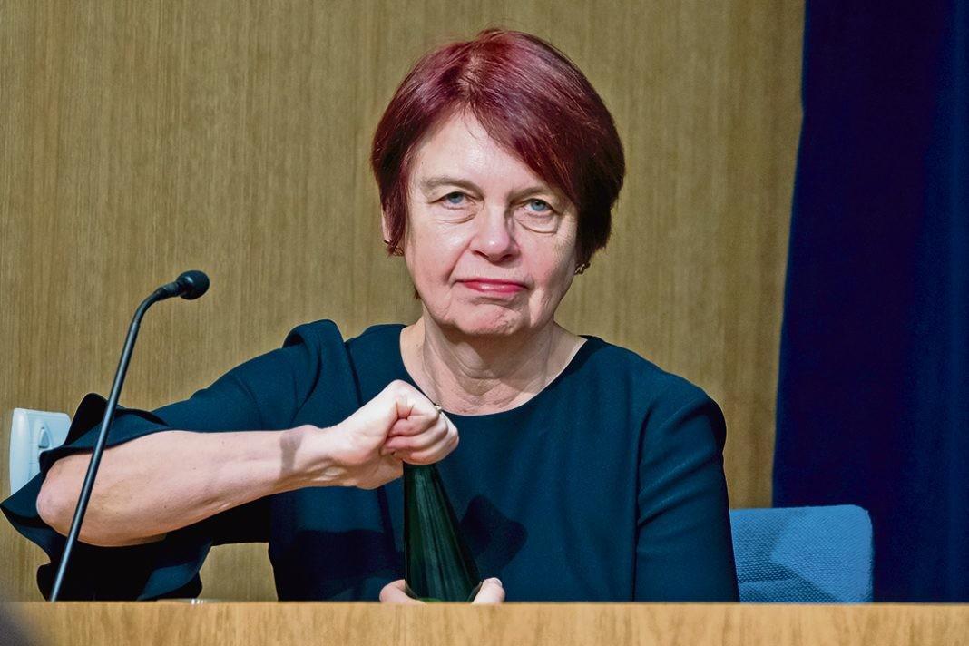 """Irja Lutsar: """"Me saame iga päevaga targemaks!"""""""