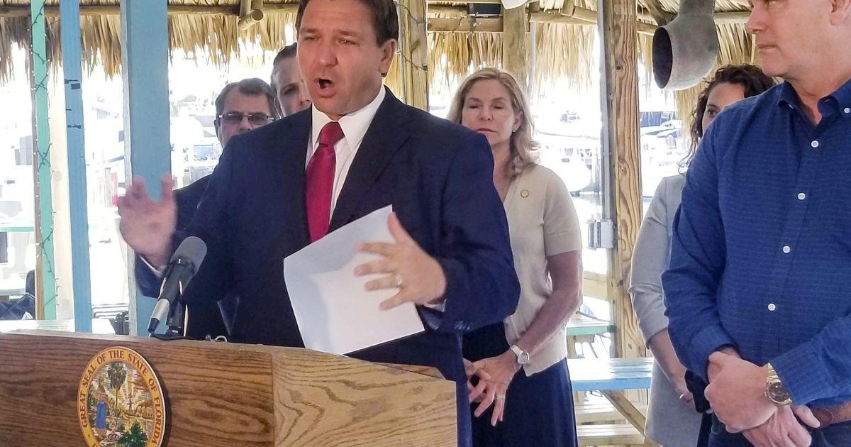 Florida kuberner tühistas kõik koroonapiirangud