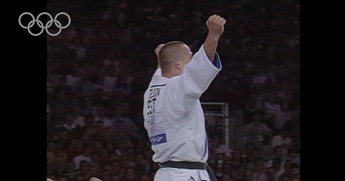 Reporter meenutab: Indrek Pertelsoni kaks olümpiapronksi