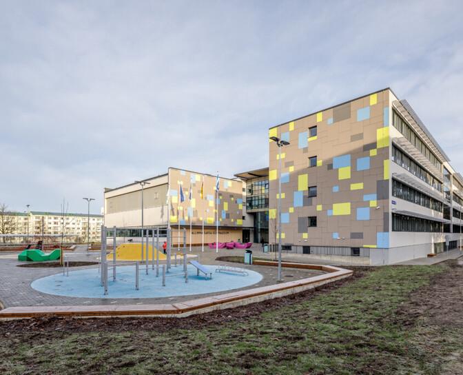 Tallinn avab suveks kümme koolistaadionit kõigile kasutamiseks