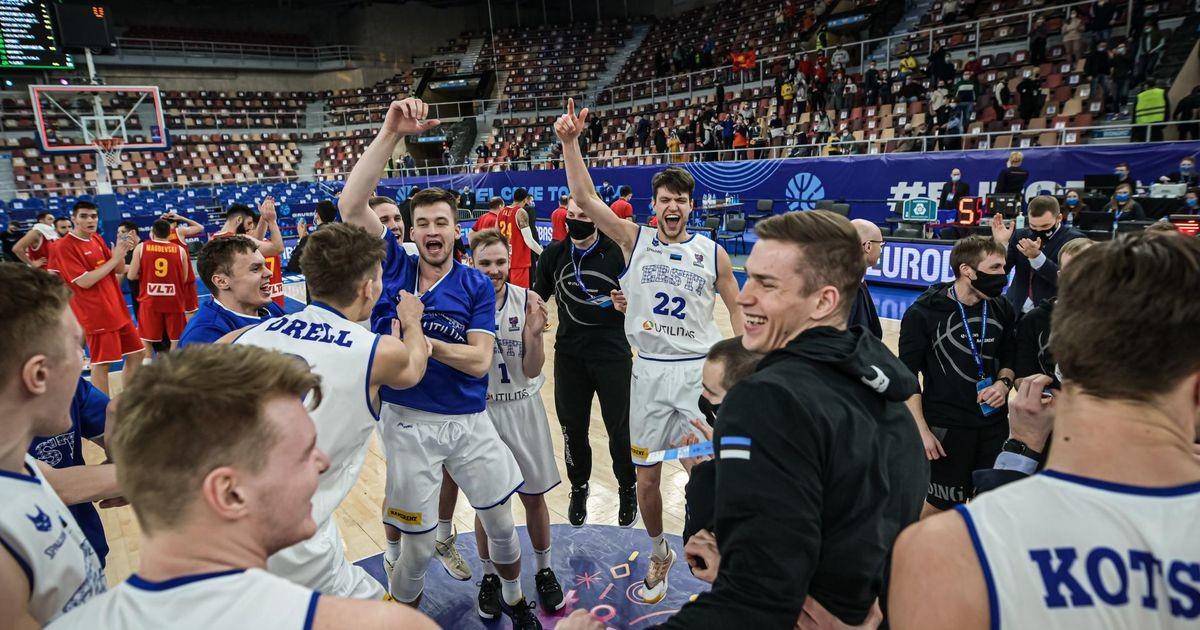 Ajaloo magusaim kaotus viis Eesti korvpallikoondise EM-finaalturniirile