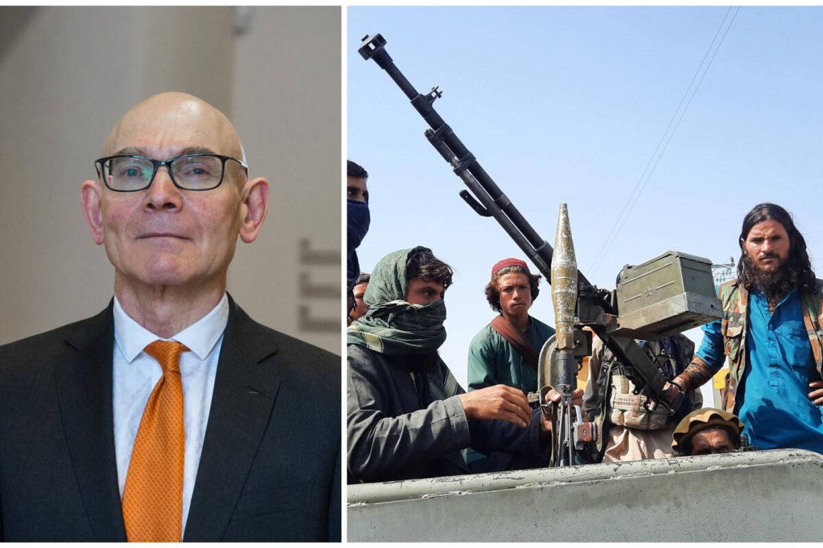 Indrek Teder: Afganistanile abi andes toetab Eesti Talibani