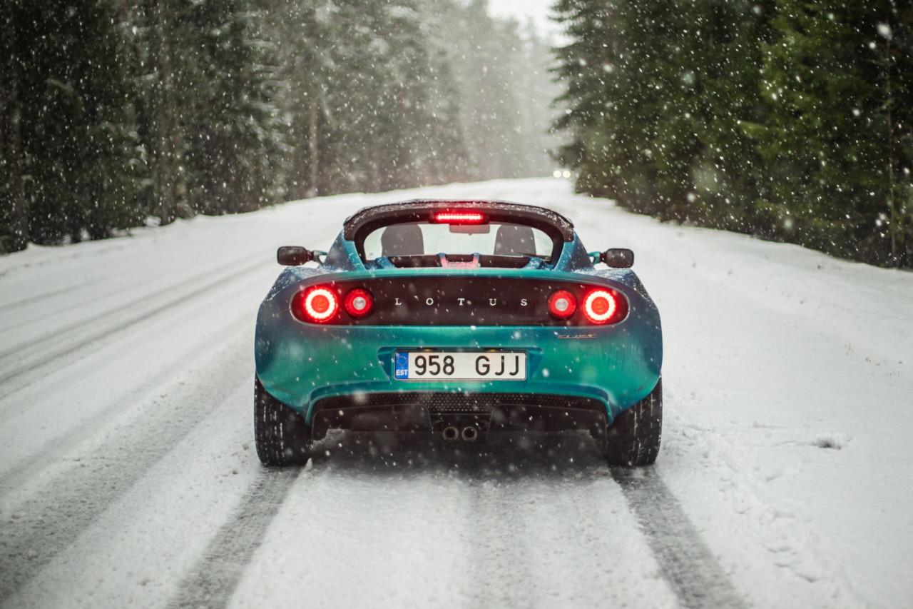 Lotus Elise S3: ühe mehe lapsepõlveunistus sai täidetud ja me läksime sellega sõitma