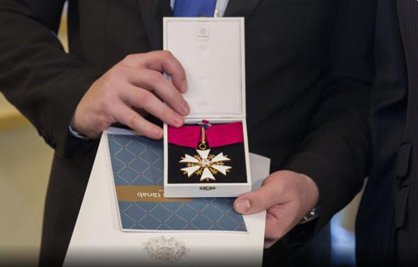 President kuulutas välja 152 teenetemärgi saajat
