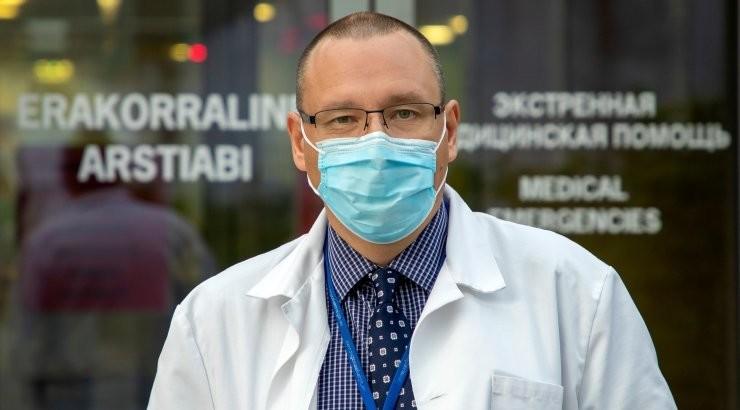 Arkadi Popov: arvan, et haiglad peavad valmistuma kõige hullemaks olukorraks paari nädala jooksul